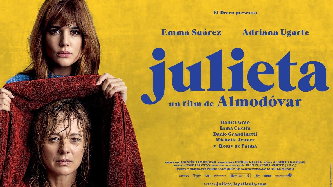 Julieta, de nieuwe film van Pedro Almodóvar - Crema Catalana - blog over reizen, beleven, eten en logeren in Spanje