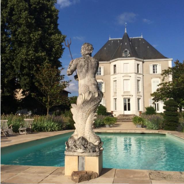 Chateau de Préty