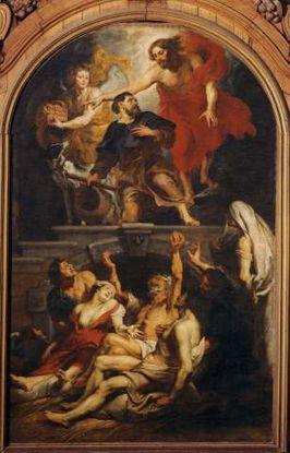 Heilige_Rochus_door_Christus_aangesteld_tot_patroon_van_de_pestlijders_-_Peter_Paul_Rubens_-_Sint-Martinuskerk_Aalst