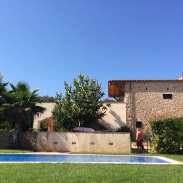 Can Clotas met zwembad - Crema Catalana - blog over Spanje