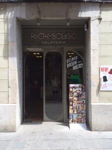 Gelateria Rocambolesc - Crema Catalana - blog over Spanje