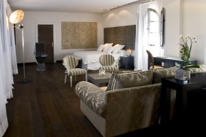 Een suite in Hotel Hospes Palacio del Bailío - Crema Catalana - blog over reizen, beleven, eten en logeren in Spanje