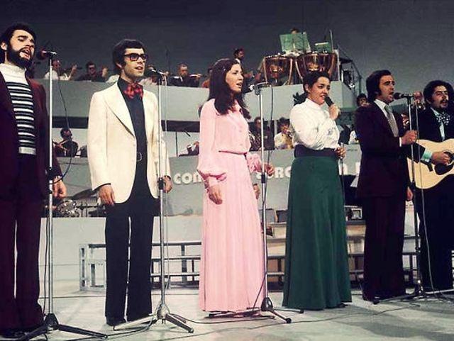 Mocedades 1973