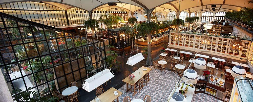 La Paradeta restaurant van El Nacional- Crema Catalana - blog over reizen, beleven, eten en logeren in Spanje